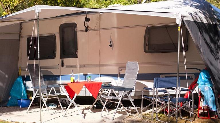 Reisecheckliste für einen Campingurlaub - Reisecheckliste