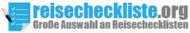 Reisecheckliste Mobile Logo
