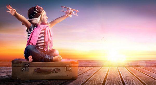 Packliste für Urlaub mit Kindern